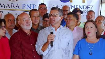 Representantes PNP endosan a Pierluisi como candidato a la gobernación