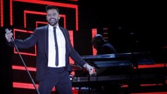 Ricky Martin no se cansa de encender las redes