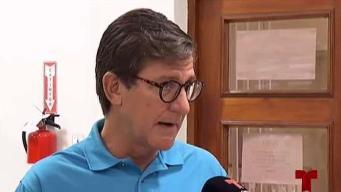 Rivera Marín, firme en su posición sobre la Ley 80
