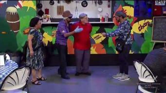 Susa y Epifanio en ''La Cuarteta''