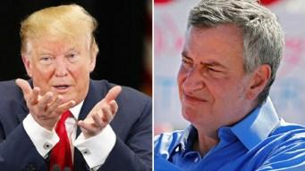 Alcalde de NY anuncia que se postula a la presidencia