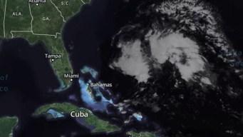 Centro Nacional de Huracanes vigila fenómeno en el Atlántico