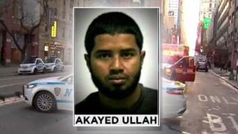 Sospechoso de atentado terrorista en NY recibe cargos