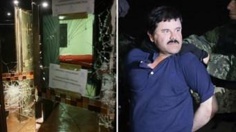 """Subastan mítico escondite de """"El Chapo"""" Guzmán"""