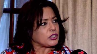 Tata Charbonier pide amonestación contra Georgie Navarro