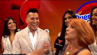 """Telemundo estrena programa """"Puerto Rico Gana"""""""
