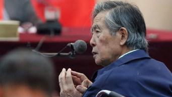 Fujimori es hospitalizado tras anulación de indulto