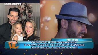 Toni Costa revela detalles de la esperada boda