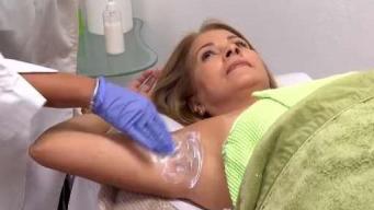Tratamiento para blanquear manchas en axilas y genitales