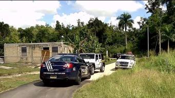 Ocupan tres balas en residencia de niñita baleada mortalmente en Morovis