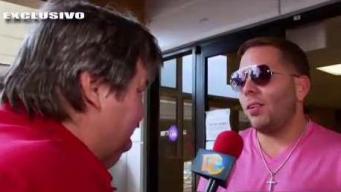 Vicente Saavedra dice se niega a pagar lujos de Lynette Chico