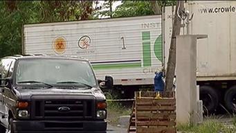 Resistencia en el ICF para abrir vagones con cadáveres