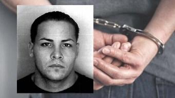 """Arrestan a prófugo """"Danny Motín"""""""