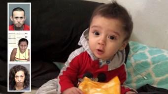 Desesperada búsqueda de bebé da un giro trágico