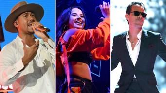 Confirman más artistas que cantarán en los Billboard