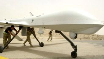 Ataque con dron de EEUU mata decenas de talibanes