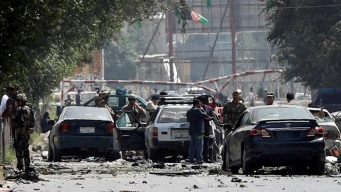 Sangriento ataque talibán deja diez muertos en Kabul