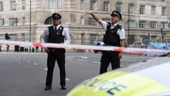 Investigan como terrorismo el atropello en Londres