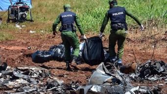 Tragedia aérea en Cuba: suspenden a empresa del avión