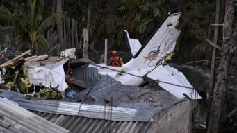 Se estrella avioneta en Colombia; hay siete muertos