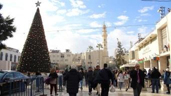 Navidad en Tierra Santa: celebran en medio de la tensión