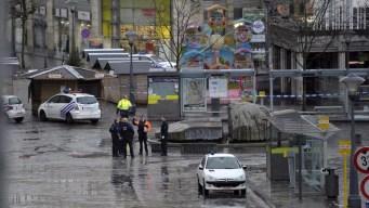 """Bélgica: tres muertos y dos heridos tras """"delito terrorista"""""""