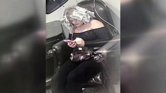 """""""Lady Greñas"""", la acusan de irse de la peluquería sin pagar"""