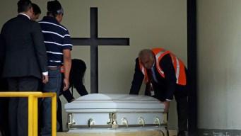 Llegan a Guatemala los restos de joven muerta en la frontera