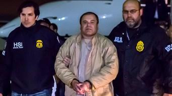 """Juez rechaza aplazar el juicio de """"El Chapo"""" Guzmán"""
