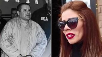 """Supuesta hija de """"El Chapo"""" revela intimidades familiares"""