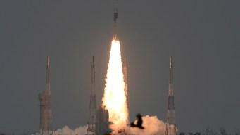 India envía una misión al lado oculto de la Luna