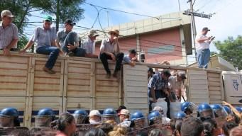 Tensión en Paraguay por secuestros de menonitas