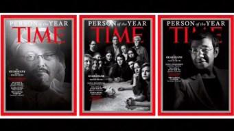 La revista Time revela a la Persona del Año