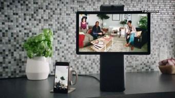 """A la venta dispositivos """"inteligentes"""" de Facebook para el hogar"""