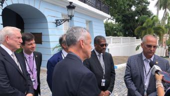Gobernadora pide transparencia a la AEE
