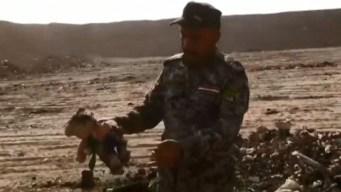 Descubren fosas con hasta 12,000 víctimas de ISIS