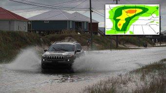 La mortal tormenta Gordon deja lluvias antes de disiparse
