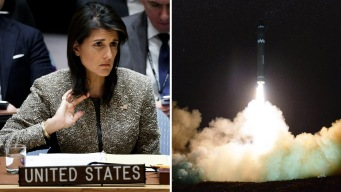 """EEUU: nuevo misil norcoreano """"nos acerca a la guerra"""""""