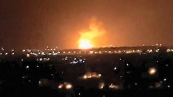 Israel responde con bombazos a las amenazas palestinas