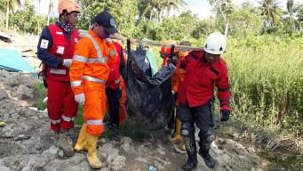 Macabro hallazgo: deslave sepulta campamento de niños
