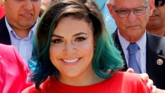 Jacqie Marín, hija de Jenni Rivera, anuncia su divorcio