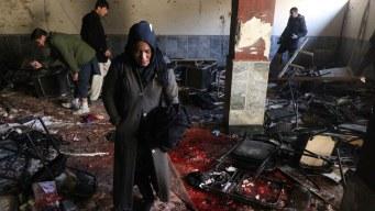 Afganistán: más de 40 muertos en ataque bomba de ISIS