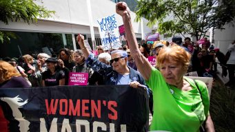 Miles a lo ancho de EEUU claman por el derecho al aborto