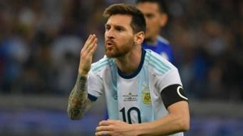 El amoroso mensaje que motiva a Lionel Messi en la Copa América 2019