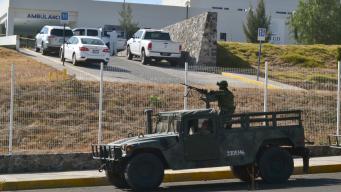 Comando acribilla en hospital a herido en ataque