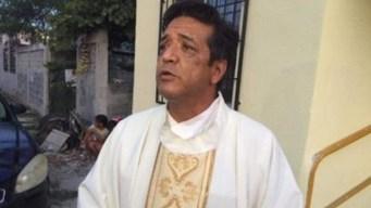Matan a puñaladas a sacerdote dentro de su iglesia