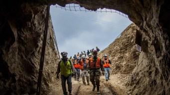 Horror en la mina: hallan muerto al desaparecido