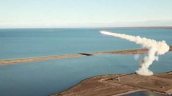 Prueban los temibles misiles de Putin en isla remota