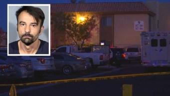 Policía: mata a su esposa con un bate de béisbol