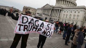 Incertidumbre para dreamers cerca de voto presupuestal